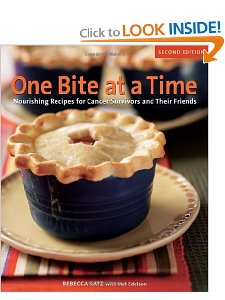 Great Cookbook for cancer patients and survivors