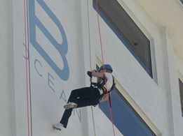 Over the Edge for Gilda's Club